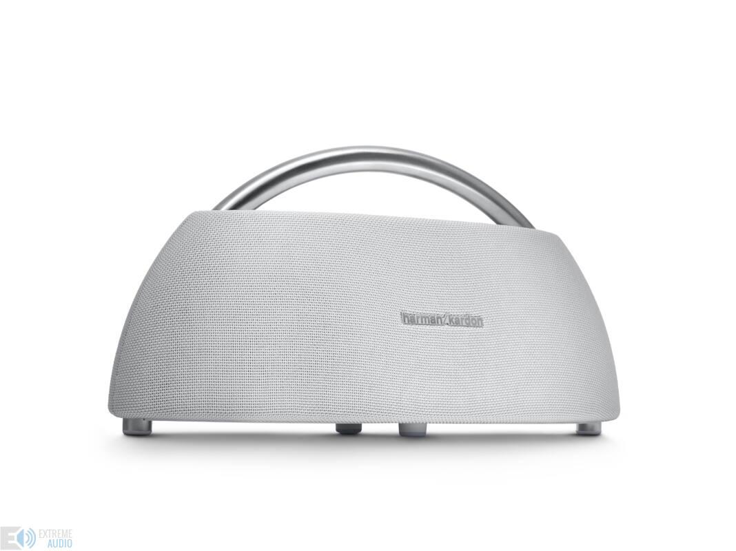 Harman Kardon Go + Play hordozható Bluetooth hangszóró, fehér