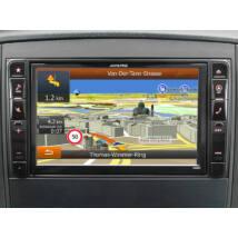 Alpine X800D-V447 Navigációs rendszer a Mercedes Vito (447) modellhez