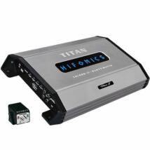 Hifonics  erősítő TSi600-II 2 csatornás erősítő