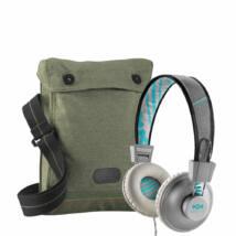 Marley Positive Vibration MIST fejhallgató+Ajándék vászontáska