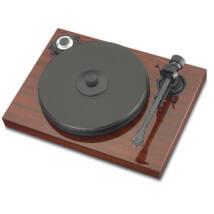 Pro-Ject 2 Xperience Classic analóg lemezjátszó mahagóni Ortofon 2M-RED MM hangszedővel szerelve