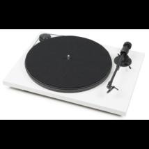 "Pro-Ject Primary Audiofil ""Plug and Play"" analóg lemezjátszó fehér"