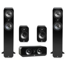 Qacoustics 3050i HGL 5.0 Hangfal szett, fekete bőr