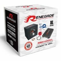 Renegade REN1100 Erősítő + RXV1200 Sub + REN10KIT