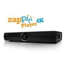Zappiti Player 4K Multimédia lejátszó