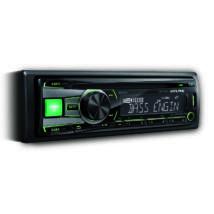 Alpine CDE-181 R/RM/RR autóhifi fejegység zöld