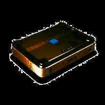 Alpine PDX-1.600M mono digitális erősítő