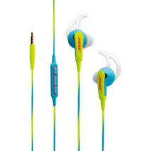 Bose SoundSport In-Ear Neon kék fülhallgató Apple kompbatibilis