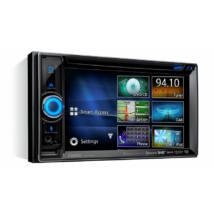 Clarion NX 505E 2 DIN multimédia lejátszó