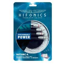 Hifonics HF5 RCA Kábel
