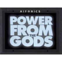 Hifonics PWR400 világító logó
