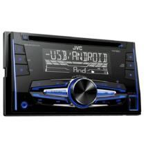 JVC KW-R520 MP3/CD-s 2 DIN-es fejegység