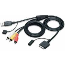 JVC KS-U30 iPod/iPhone USB adapter kábel