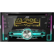 JVC KW-R710 MP3/CD-s 2 DIN-es fejegység