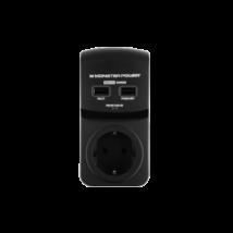 Monster MP EXP 100U Túlfeszültségvédő USB csatlakozóval