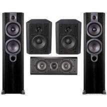 Wharfedale VARDUS 300 HCP 5.0 hangsugárzó szett fekete