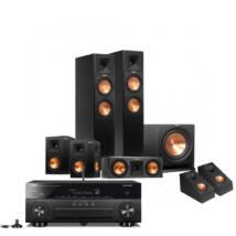 Yamaha RX-A660 + Klipsch RP-260F 5.1.2 Dolby Atmos szett