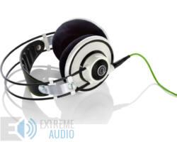 AKG  Q701 Fehér fejhallgató+Denon DA-10 fejhallgató erősítő