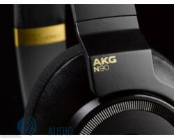 AKG N90Q Quincy Jones High-end fejhallgató