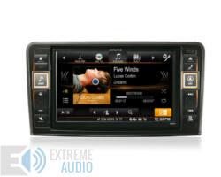 Alpine X800D-ML Fejlett navigációs rendszer Mercedes-Benz ML (W164) - GL (X164)
