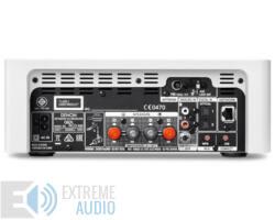 Denon RCDN-9 Sztereó rádióerősítő, fehér