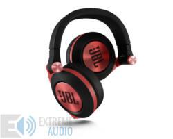 JBL Synchros E50 Bluetooth fejhallgató, piros