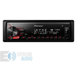 Pioneer MVH-390BT cd mechanika nélküli bluetooth autohifi fejegység