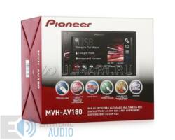Pioneer MVH-AV180 2DIN autohifi fejegység