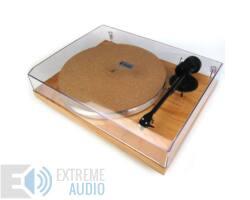 Pro-Ject 1 Xpression Carbon Classic analóg lemezjátszó natúr tölgy Ortofon 2M-SILVER hangszedővel