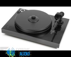 Pro-Ject 2 Xperience SB DC analóg lemezjátszó Piano fekete Ortofon 2M-SILVER MM hangszedővel szerelve
