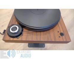 Pro-Ject 2 Xperience SB DC analóg lemezjátszó Walnut Ortofon 2M-SILVER MM hangszedővel szerelve