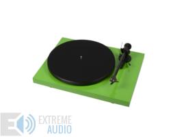 Pro-Ject Debut Carbon Phono USB DC lemezjátszó (Ortofon OM 10 hangszedővel) zöld