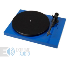 Pro-Ject Debut Carbon Phono USB DC lemezjátszó (Ortofon OM 10 hangszedővel) kék
