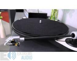 Pro-Ject Elemental USB analóg lemezjátszó Ortofon OM-5e fehér