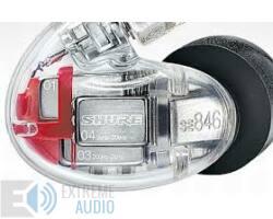Shure SE846 CL Sound Isolatin Fülhallgató