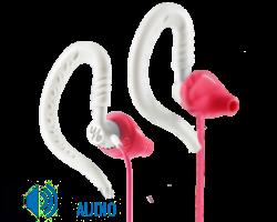 Yurbuds Focus 200 for women sport fülhallgató, rózsaszín