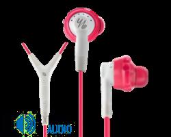 Yurbuds Inspire 400 for woman sport fülhallgató, rózsaszín