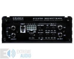 Crunch GTO 3750 3 csatornás erősítő