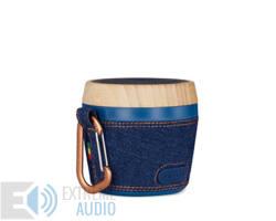 Marley Chant Mini EM-JA007-DN, hordozható bluetooth hangszóró farmer kék