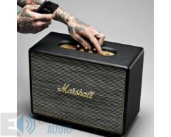 MARSHALL WOBURN Bluetooth hangszóró Fekete