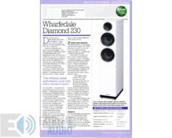 Wharfedale DIAMOND 230 Álló hangsugárzó fehér