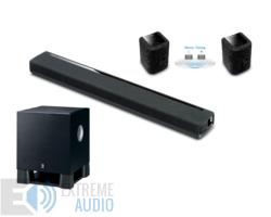 Yamaha YAS-306 7.1-es virtuális hangrendszer + YST-SW030+ WX010 2db, 3 zónás ajánlat
