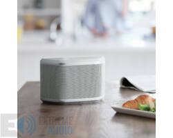 Yamaha WX-030 vezeték nélküli HD audio hangszóró,fehér Bolti bemutató darab