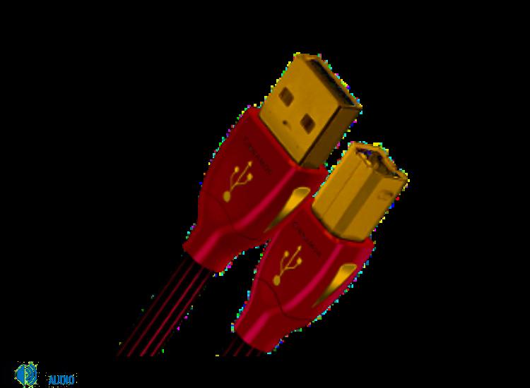 Audioquest Cinnamon USB kábel 0,75m