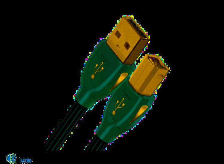 Audioquest Forest USB kábel 0,75m