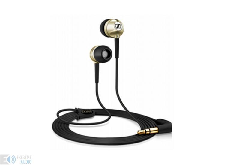 Sennheiser CX 300 II fülhallgató arany