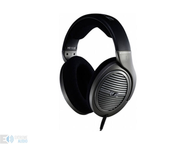Sennheiser HD 518 fejhallgató (DEMO)