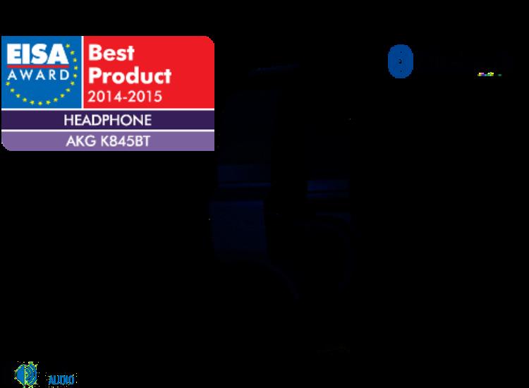 AKG K845BT Bluetooth fejhallgató