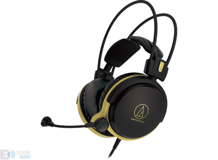 Audio-Technica ATH-AG1 mikrofonos fejhallgató