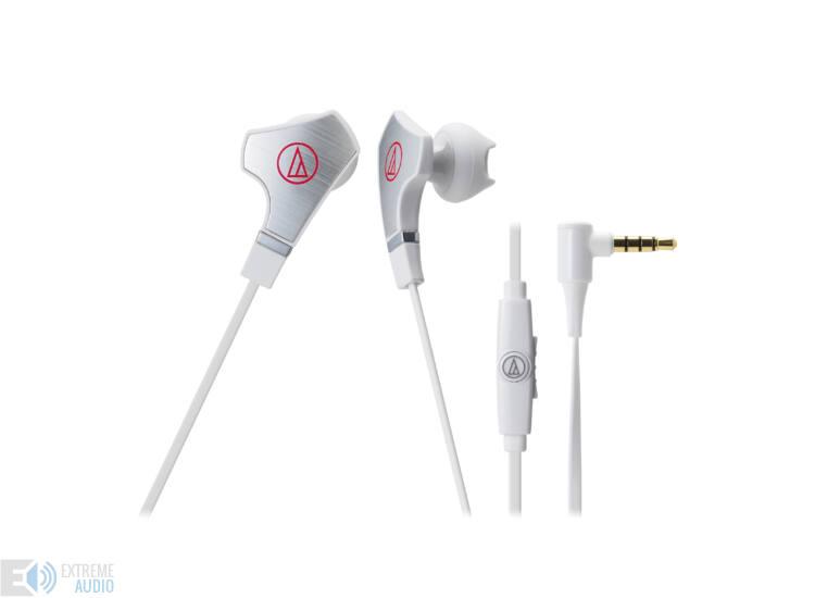 Audio-Technica ATH-CHX7iS Fehér fülhallgató